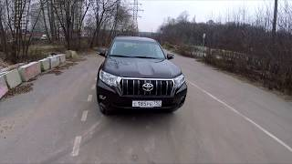 Стоит ли брать Toyota Land Cruiser Prado 2.7 AT ?
