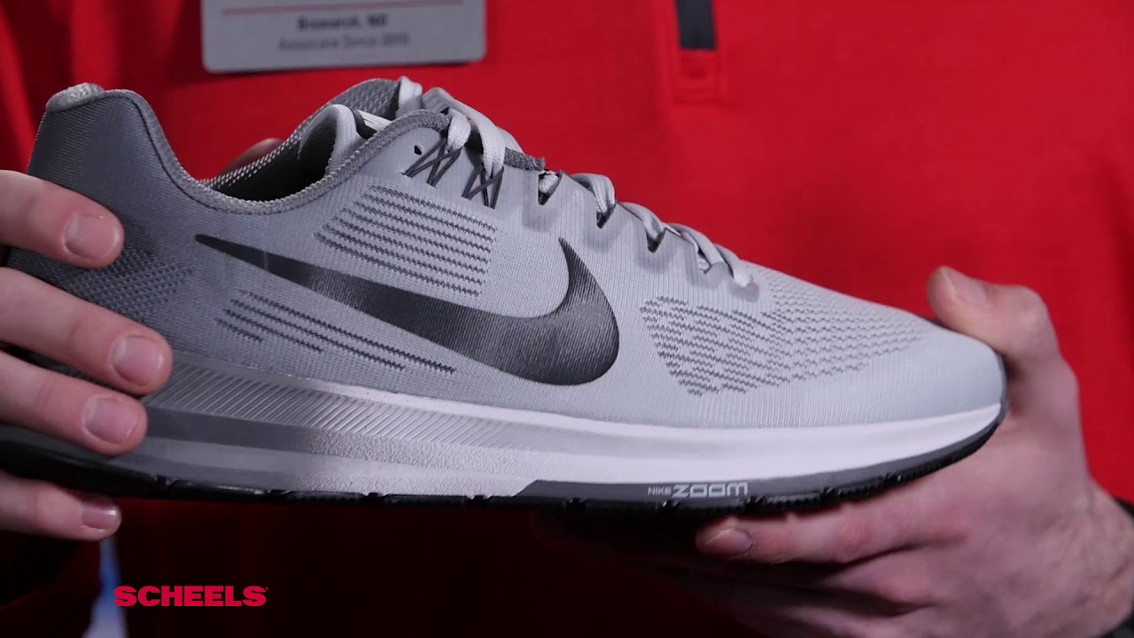 new style fe8e3 32f76 Nike Air Zoom Structure 21 Review | SCHEELS