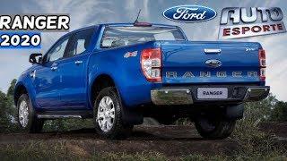Nova Ford Ranger 2020 | Auto Esporte