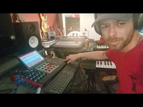 New Challenge - Mpc x from start to Mp3 in 10 min