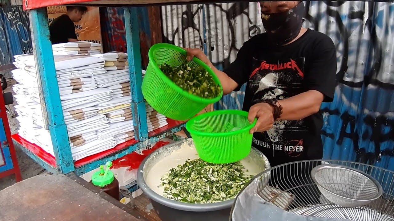 MENDOAN BAGONG !!! 400 PCS HABIS TERJUAL  DALAM 4 JAM - INDONESIAN STREET FOOD