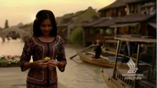 Singapore Airlines Commercial 2011