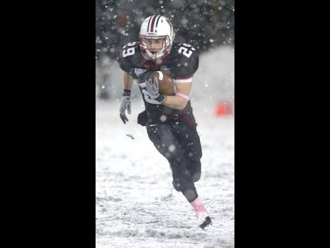 Ross Scheuerman (Lafayette) 2015 NFL Draft Film Package