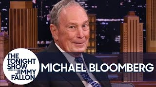 Michael Bloomberg Reveals How President Trump Reacted to His Advice in 2016