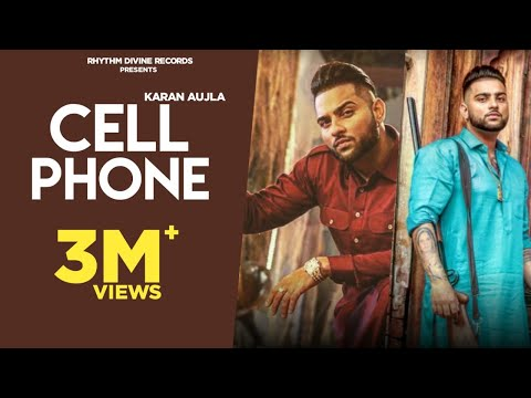 Cell Phone - Mac Benipal, Karan Aujla || Hit Punjabi Songs || Latest Punjabi Song || Rhythm Divine