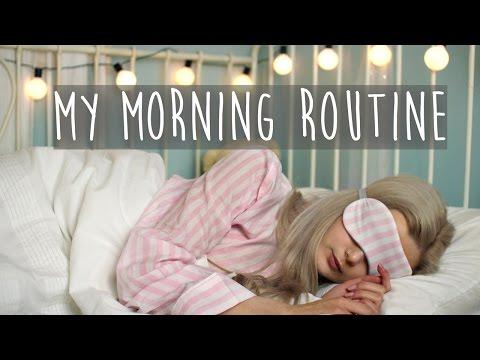 My Morning Routine | Roxxsaurus