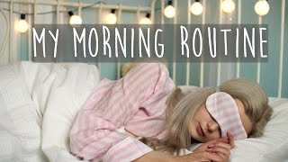 My Morning Routine | Roxxsaurus