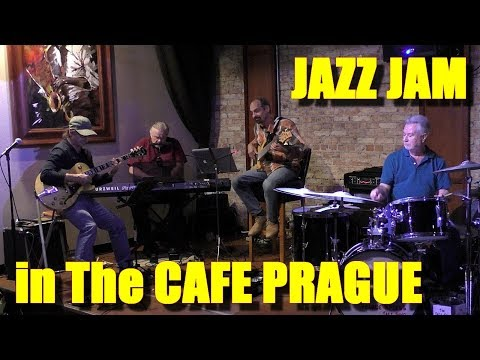 JAZZ JAM in The CAFE PRAGUE * Chicago 2017
