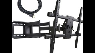 Best Full Motion TV Wall Mount For 32 inch - 60 inch