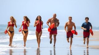 Baywatch splashes into theaters thumbnail