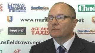 John Radford - New Stags Chairman - Part 2