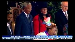 Praising Madiba: Mkiva