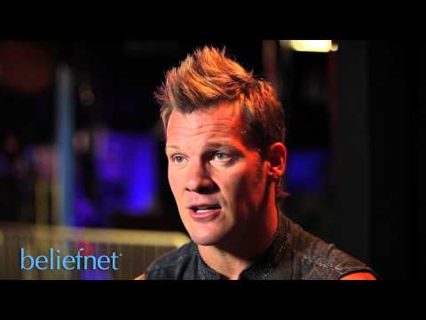 Chris Jericho Interview #11 - Christian / Positive Themes in Metal & Fozzy
