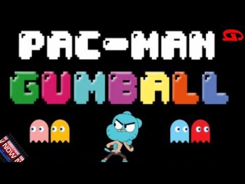 The Amazing World Of Gumball: Pac-Man Gumball