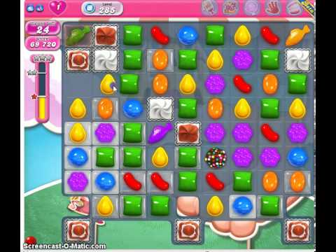 Candy Crush Saga - Level 285