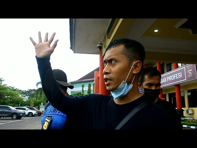 Geger, Pengrebrekan Kampung Narkoba di Tangga Buntung Palembang, Polisi Dihujani Letusan Percon
