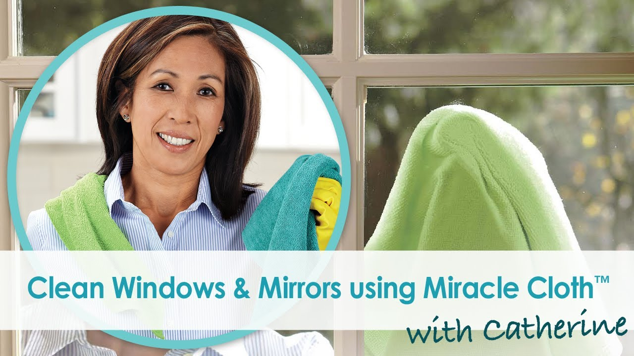 How to clean windows with microfiber cloth solutions - Best cloth for cleaning windows ...
