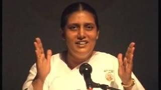 Shristi Chakra Ka Rahasya   Sister  Usha 16 04 04