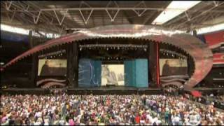 Elton John Your Song Live @ Concert For Diana