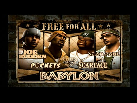Def Jam Fight for NY (Request) - Free For All At Babylon