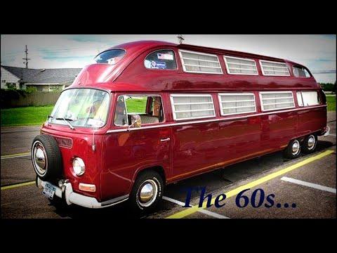Funky, Fun, & Rare Vintage Campers Motor homes & RVs #2