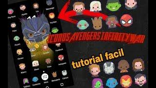Iconos de Avengers para tu celular(sin launcher) tutorial screenshot 5