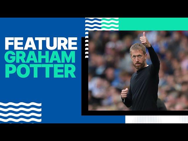 Premier League Productions: Graham Potter's Journey to Premier League