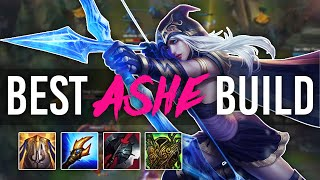 Imaqtpie BEST ASHE BUILD