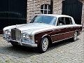 Rolls Royce Silver Shadow, model year 1968