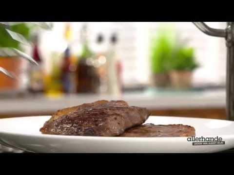 Steak frites en snelle béarnaise - Allerhande