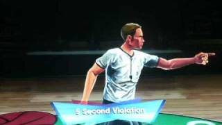 NBA UNRIVALED PS3 GAMEPLAY
