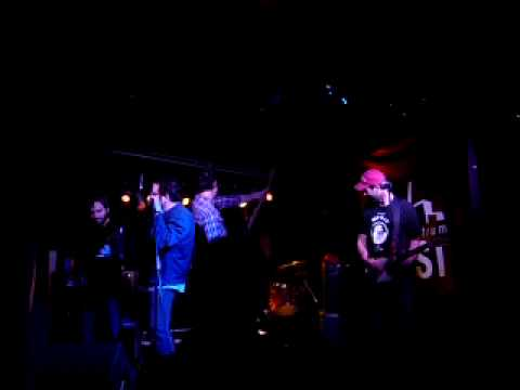 """Chris Wollard & The Ship Thieves – """"No Exception"""" LIVE"""