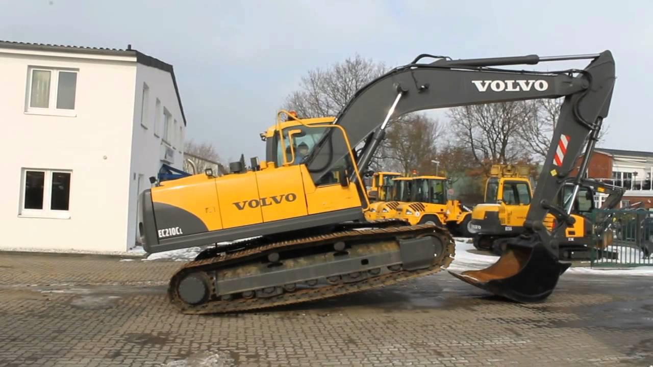 Volvo EC210 con Rastreo Excavadora 1//87 Escala Amarillo//Gris Nuevo T48 Post