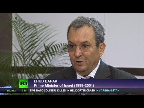 Settling for Peace? (ft. fmr Israeli PM Ehud Barak)