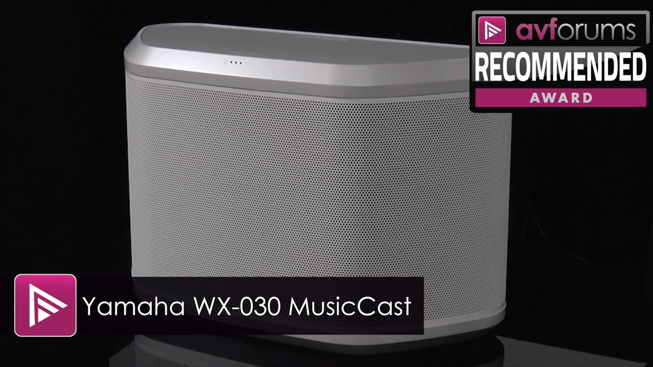 yamaha wx 030 musiccast speaker review youtube. Black Bedroom Furniture Sets. Home Design Ideas
