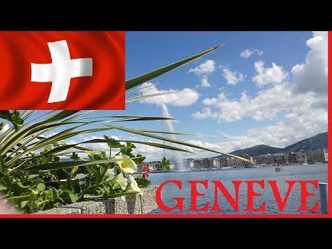 اهم المناطق السياحية في جنيف Switzerland GENEVE