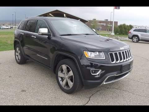 2015 jeep grand cherokee limited 4x4 17878 youtube. Black Bedroom Furniture Sets. Home Design Ideas
