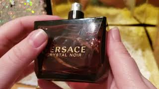 Versace crystal noir Fragrance review