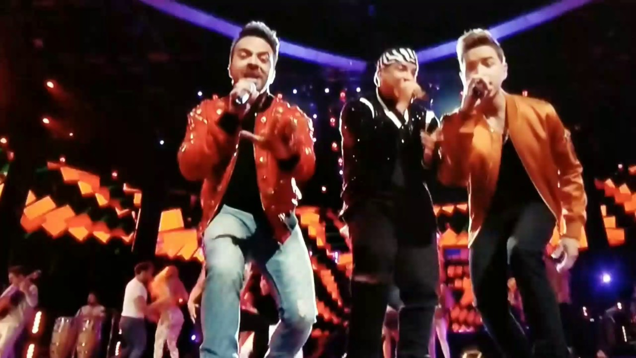 Despacito Luis Fonsi Ft Daddy Yankee Final The Voice 23 05 2017