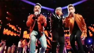 Despacito  Luis fonsi ft Daddy yankee  (final the voice) 23/05/2017