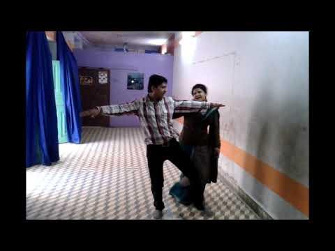 Awesome Indian Wedding Dance |Practice Video |Bharat Modi And Anjali Modi |Choreography By | Hiten
