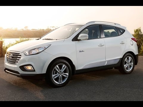 2015 Hyundai Tucson Fuel Cell Review