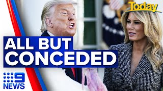 As donald trump allows his administration to begin the presidential handover process with joe biden's team there are questions around whether president w...