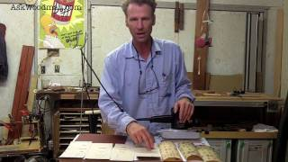 22 The Best Sanding Tip For Woodworkers: Sand The Sequence - Solid Wood Door Series -  Video 11