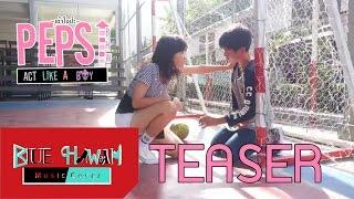 [Teaser MV Cover] เข้าใจป่ะ (Act Like A Boy) - Angie Kamikaze | บลูฮาวาย