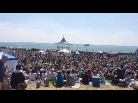 Ska Dogs Live at Southsea Bandstand 2016