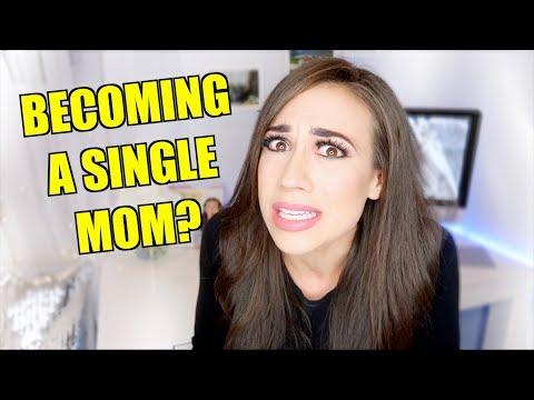 Becoming A Single Mom?