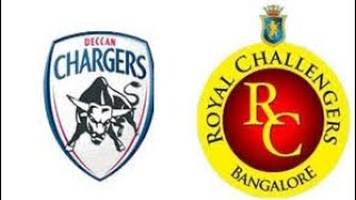 Deccan Charges vs Royal Challengers Banglore Final | IPL 2009 || RKM Media ||