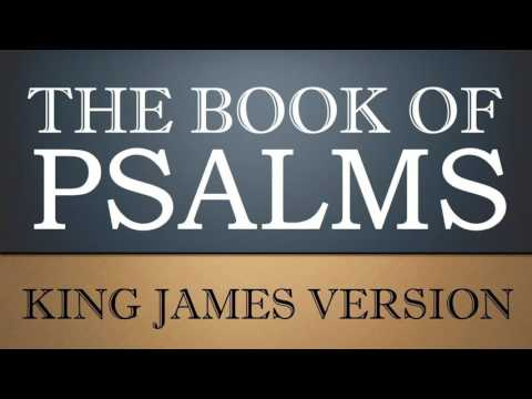 Book of Psalms - Chapter 23 - KJV Audio Bible