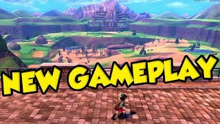 INCREDIBLE NEW POKEMON SWORD AND SHIELD TRAILER - NEW Pokemon Sword and Shield Gameplay